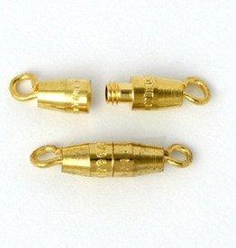 10 PC GP 10x3mm Torpedo Clasp