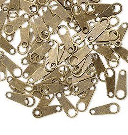 10 PC ABP 10x4mm Chain Tab