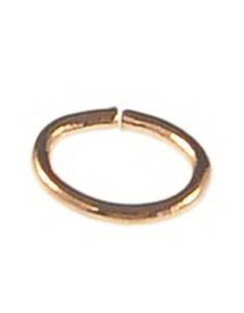 50 PC RGP 4x6mm Oval Jump Ring