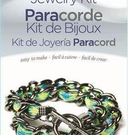 Chain Wrap Bracelet Paracord Kit