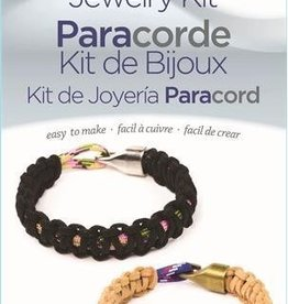 Knotted Bracelet Paracord Jewelry Kit