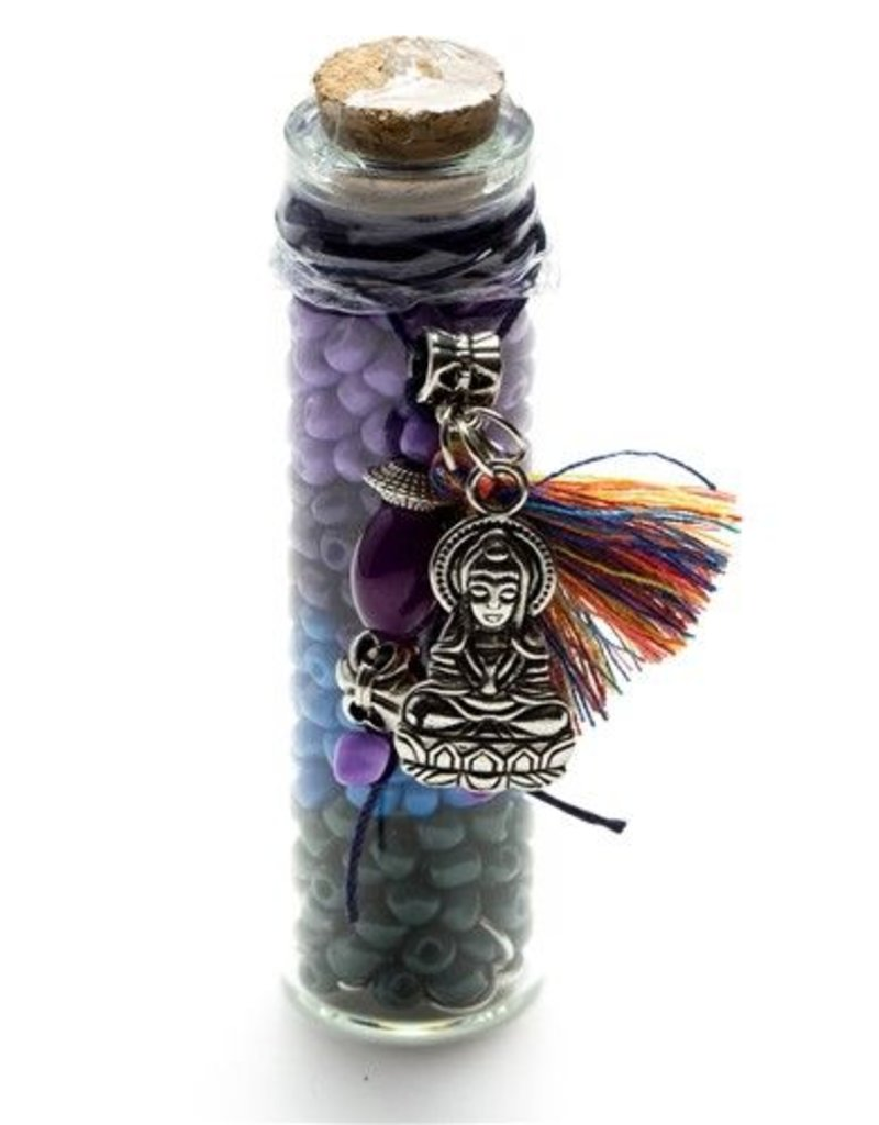 Jewelry in a Bottle Kit : Buddha