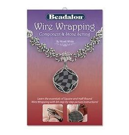 Wire Wrapping Component & Stone Setting Booklet