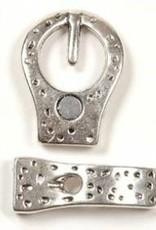 1 Set ASP 32x23mm Magnetic Buckle Clasp