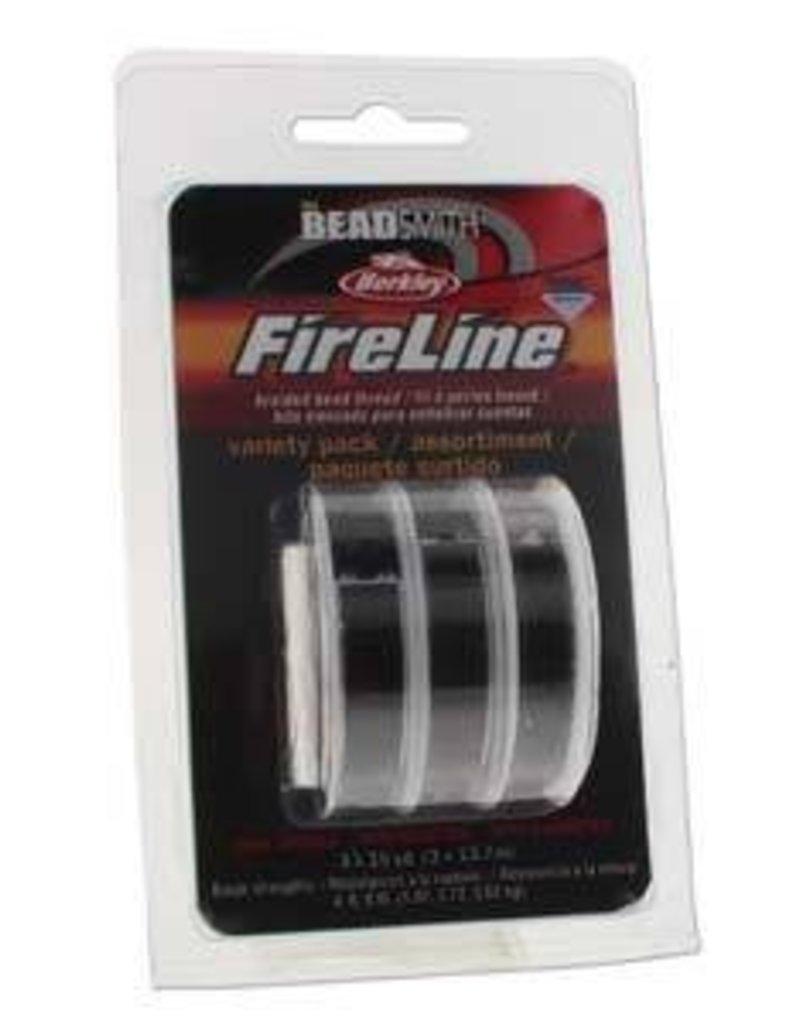 3 PK 15 YD EA 4,6,8 LB Fireline : Smoke