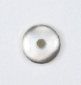 200 PC SP 4mm Bead Cap
