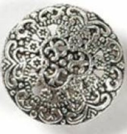 1 PC ASP 17x7mm Victorian Design Button