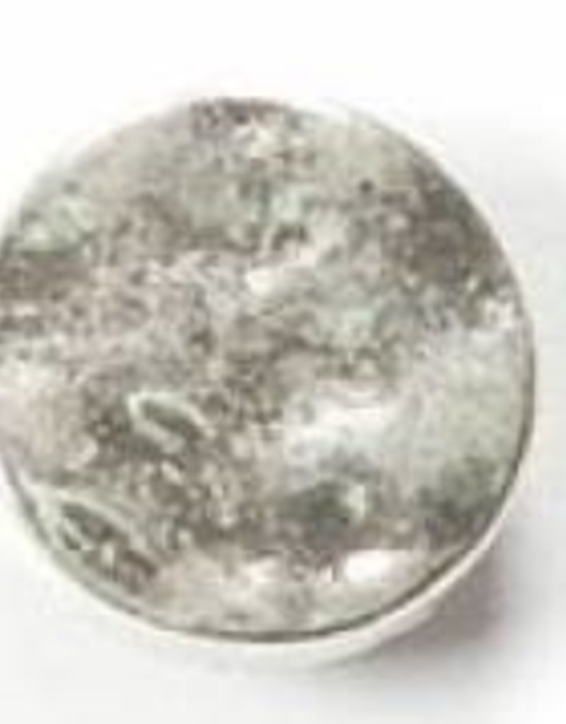 1 PC ASP 17x6mm Hammered Button
