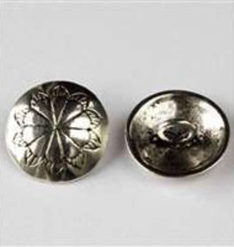 1 PC ASP 18mm Western Design Button