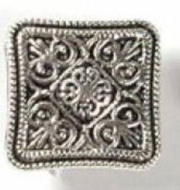 1 PC ASP 14x7mm Square Scroll Button