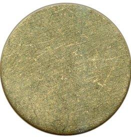 1 PC 24GA 19mm Brass Round Disc Blank