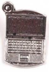 1 PC ASP 21x13mm Lap Top Charm