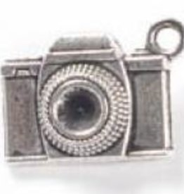 1 PC ASP 21x15mm Camera Charm