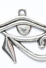 1 PC ASP 32x26mm Eye of Horus Charm