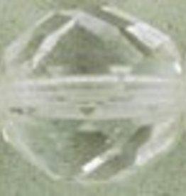 25 PC Firepolish 10mm : Crystal