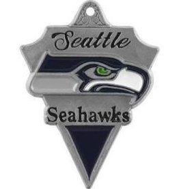 1 PC Seahawks Logo Enamel Pendant