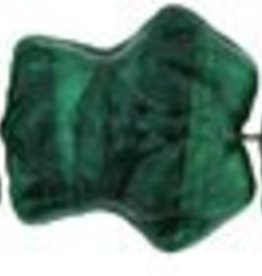 10 PC 17x16mm Frog : Green/Black