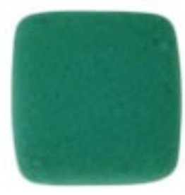 50 PC 6mm 2 Hole Tile : Neon Emerald
