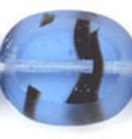 10 PC 12x14mm Table Cut Oval : Sapphire Tortoise