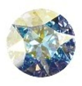 1 PC 27mm Swarovski Rivoli (1201) : Crystal AB Foil Back