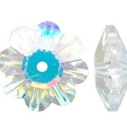 6 PC 12mm Swarovski Marguerite : Crystal AB