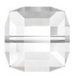 1 PC 12mm Swarovski Cube : Crystal