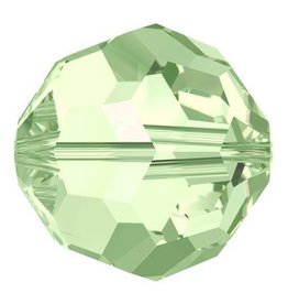12 PC 6mm Swarovski Round (5000) : Chrysolite