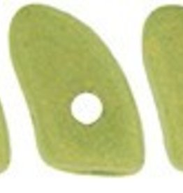 10 GM 3x6mm Prong : Pacifica Avocado (APX 110 PCS)