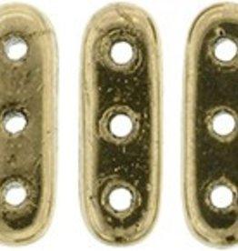10 GM 3x10mm 3 Hole Beam : Bronze (APX 65 PCS)