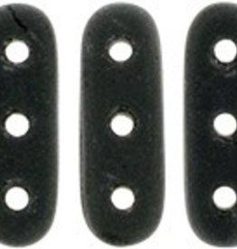 10 GM 3x10mm 3 Hole Beam : Matte Jet (APX 65 PCS)