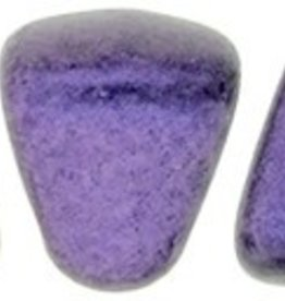 10 GM 6x5mm Nib-Bit : Metallic Suede Purple (APX 45 PCS)