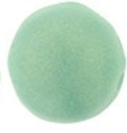 10 GM 7mm Cabochon : Sueded Gold Turquoise (APX 25 PCS)