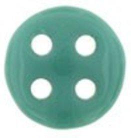 10 GM 6mm QuadraLentil : Persian Turquoise (APX 90 PCS)