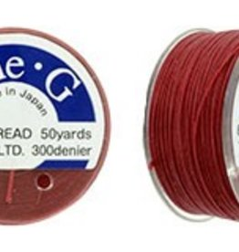 50 YD One-G Thread : Red