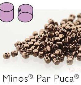 10 GM 2.5x3mm Minos Par Puca : Dark Bronze (APX 200 PCS)