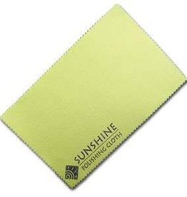 "Sunshine Polishing Cloth 7""x5"""