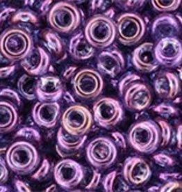 7 GM Toho Demi Round 8/0 : Gold-Lustered Dark Amethyst (APX 550 PCS)