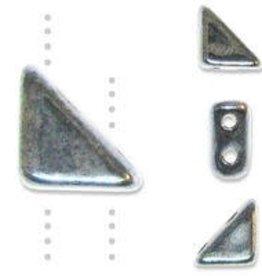 10 GM 8x6mm Tango™ 2 Hole Bead : Labrador (APX 65 PCS)