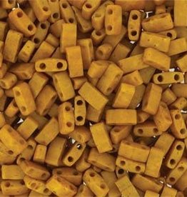 10 GM 5mm Tila 1/2 Cut : Mustard (APX 250 PCS)