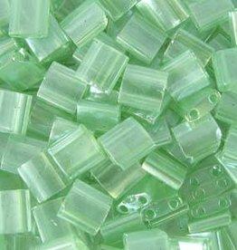 10 GM 5mm Tila Bead : Seafoam Green Luster (APX 110 PCS)