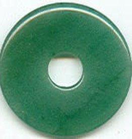 1 PC 50mm Aventurine Donut