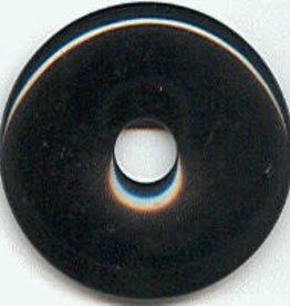1 PC 40mm Black Onyx Donut