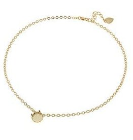 GP 12mm 1 Cup Rolo Chain Necklace