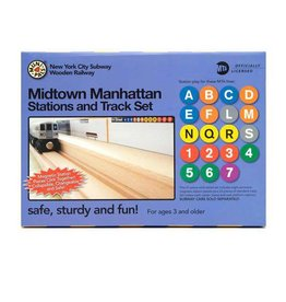 Midtown Manhattan Stations and Track Set
