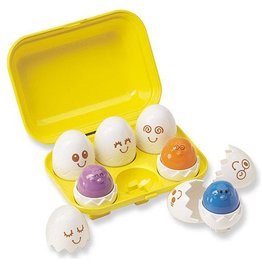 Peek and Peep Eggs