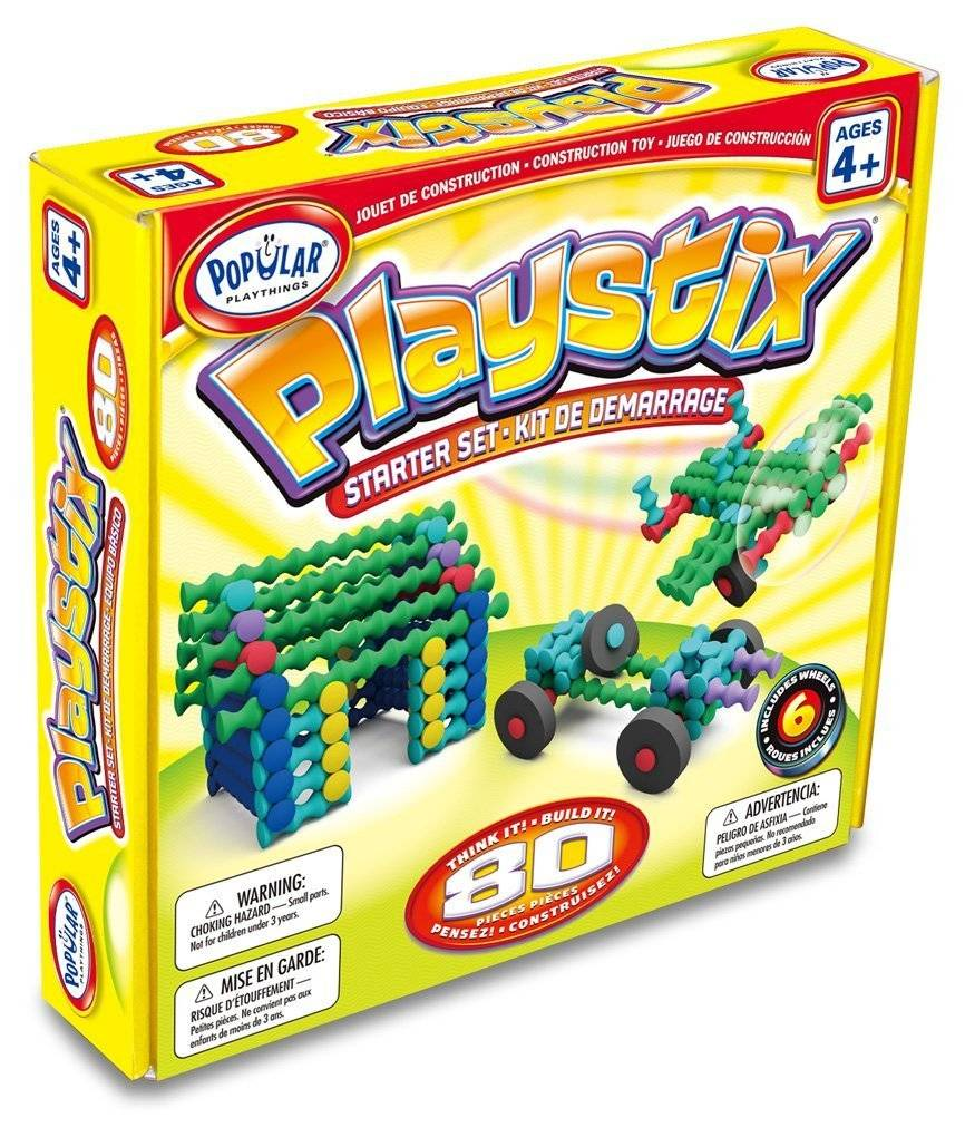 Playstix Starter Set - 80 pc