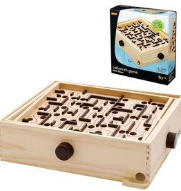 Brio Wood Labyrinth