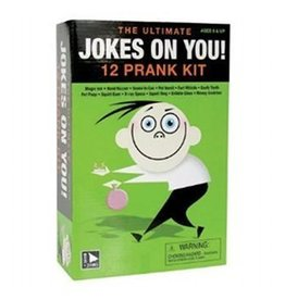 Jokes on You Prank Kit 12 pc