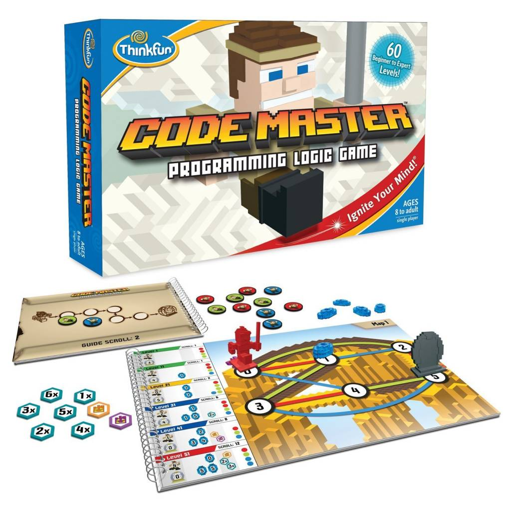 Code Master Programming Logic Game