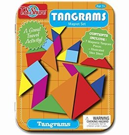 Tangrams Magnet Set